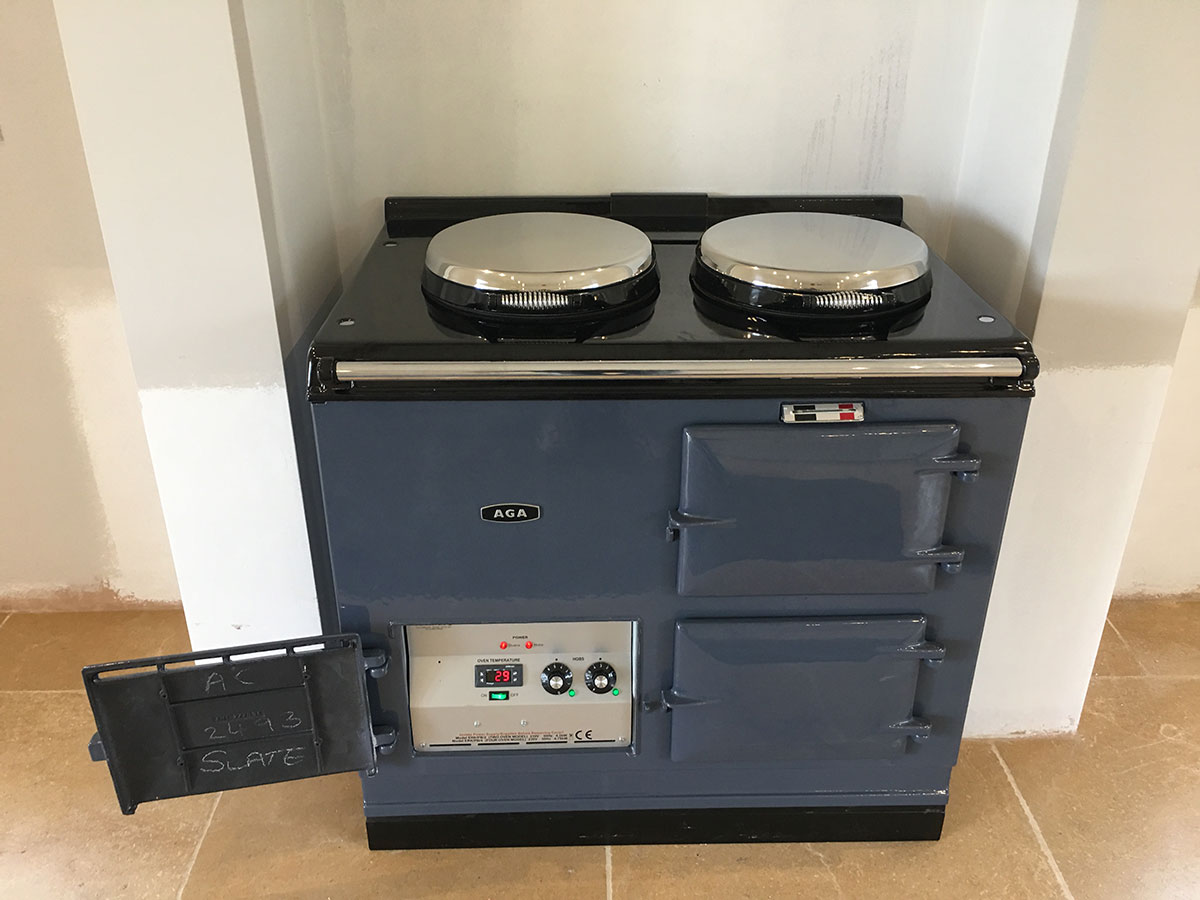 Electric And Gas Conversions Classic Range Cookers